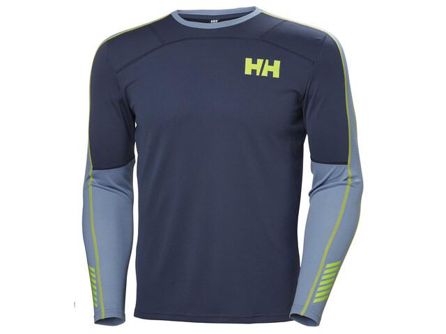 Helly Hansen Lifa Active T-shirt à col ras-du-cou Homme, north sea blue